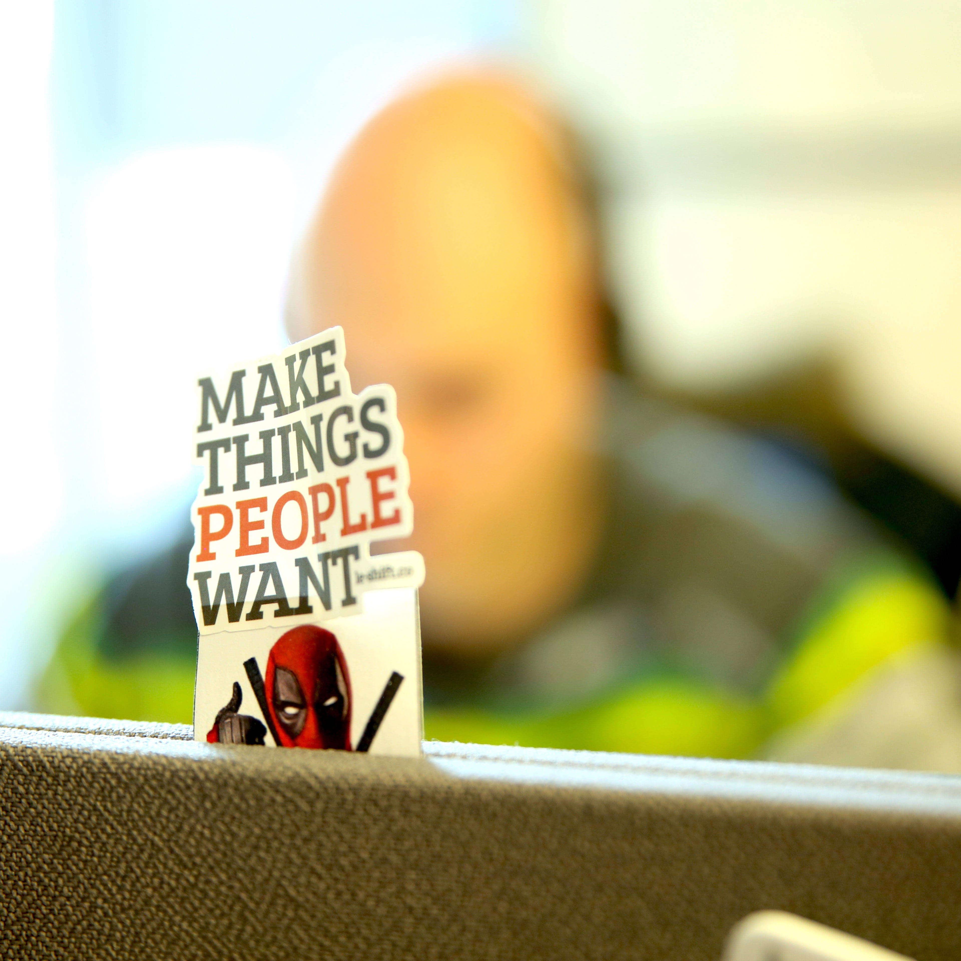 Photo de stickers