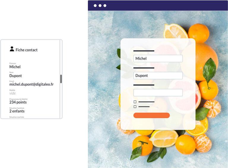 Remplissage automatique des formulaires