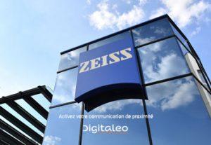 Cas client ZEISS