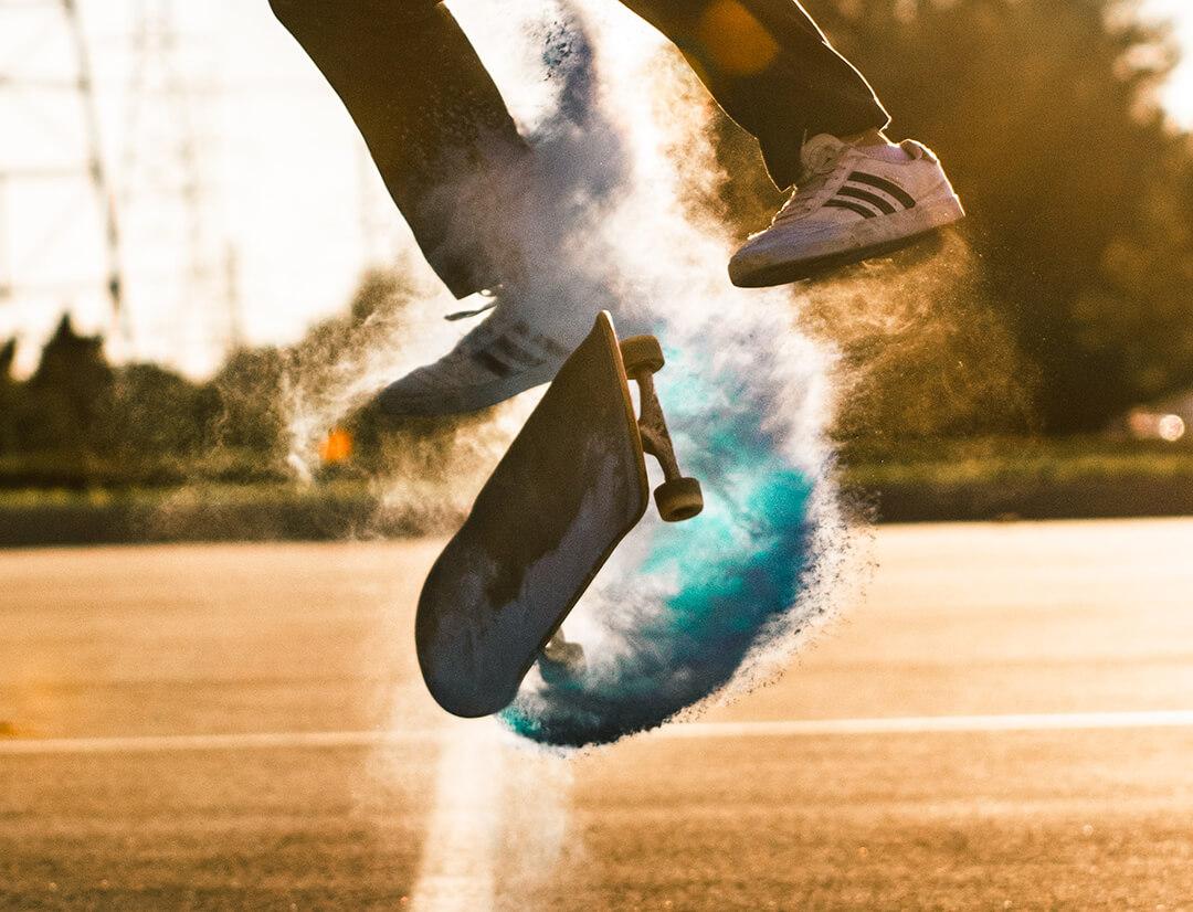 Adidas skateboard