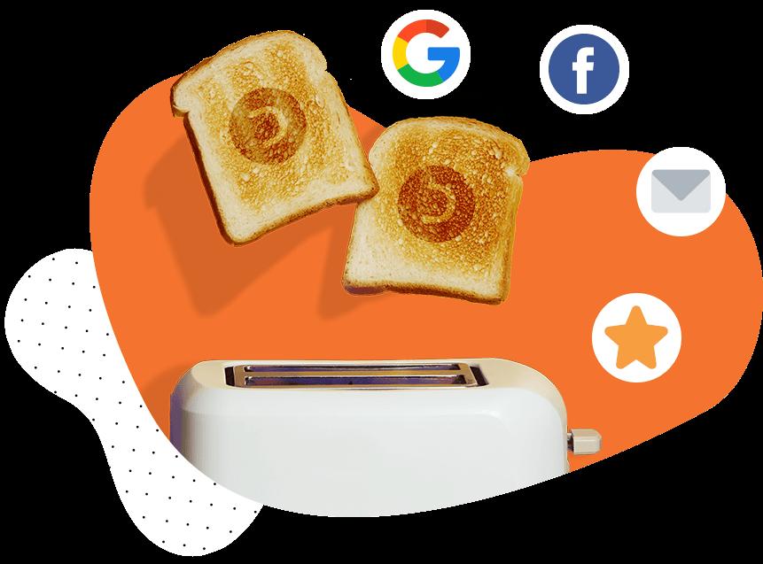 Toasts audit Digitaleo
